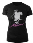 MDNA TOUR - OFFICIAL LADIES SILHOUETTE  T-SHIRT